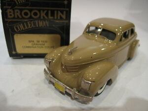 1/43 Brooklin 38 Graham Combination Coupé 1939
