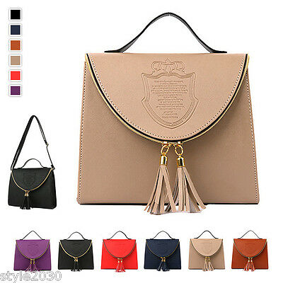 New Women Handbag Shoulder Bags Tote Purse Messenger CrossBody Bag Purse