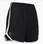 thumbnail 1 - New With Tags Women's UA Under Armour Logo Running HeatGear Athletic Gym Shorts