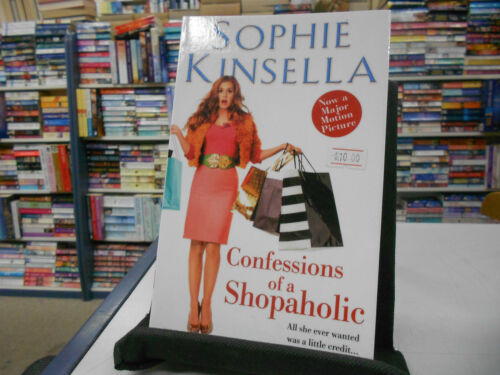 1 of 1 - Confessions of a Shopaholic by Sophie Kinsella (Paperback, 2009)