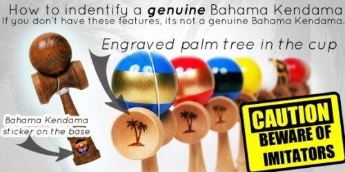 Bahama Kendama Glossy Translucent Color Kendama