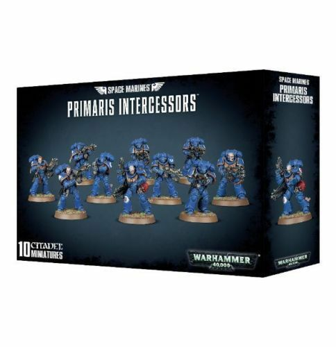 Space Marines Primaris Intercessors 48-75 Brand New Warhammer 40k