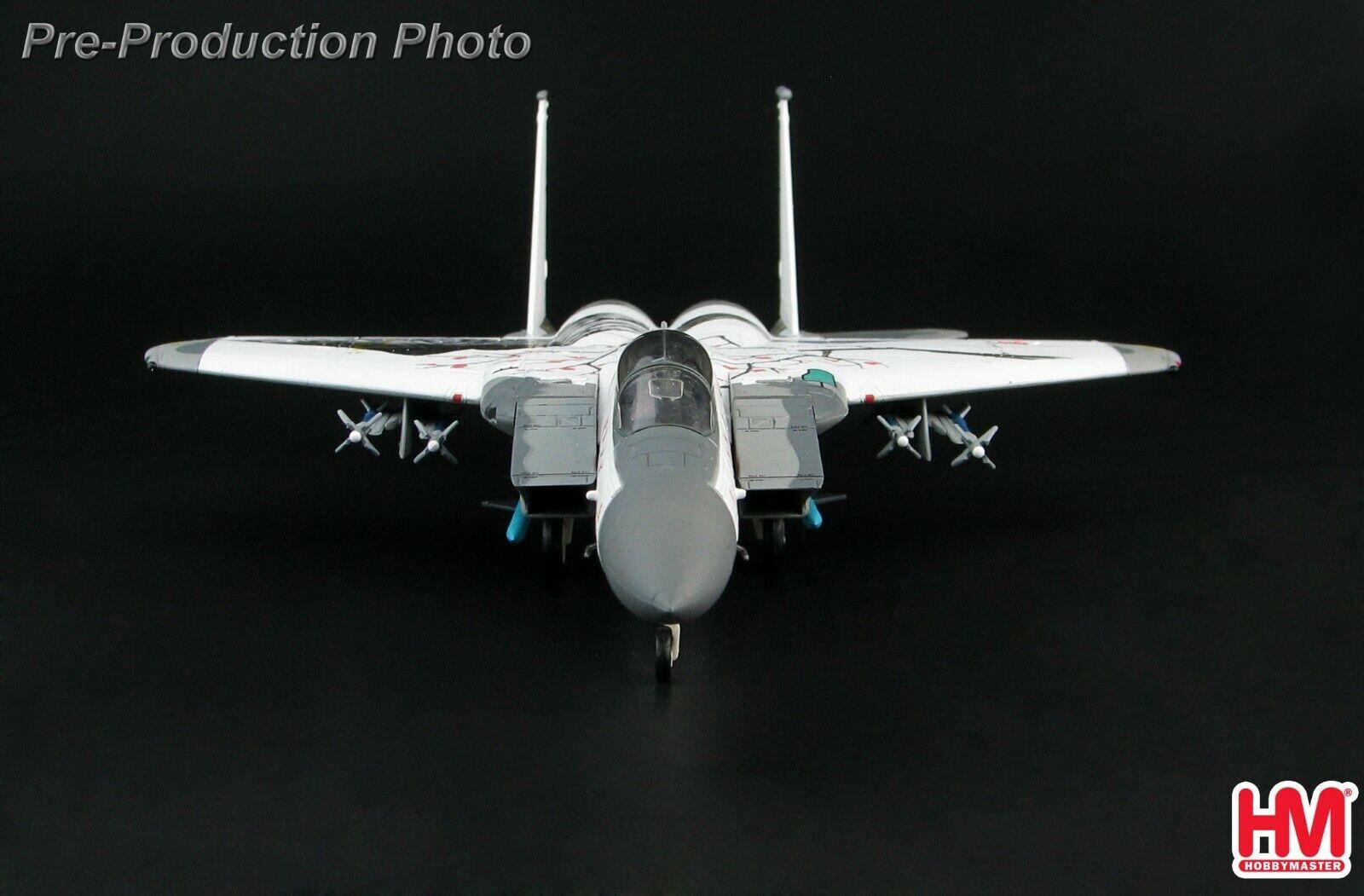 Hobby Master HA4514, McDonnell Douglas F-15J  Mont Fuji  42-8838  JASDF 50th un