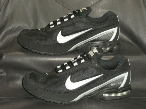 Nike Air Torch 3 men's black w/gray trim lace up c