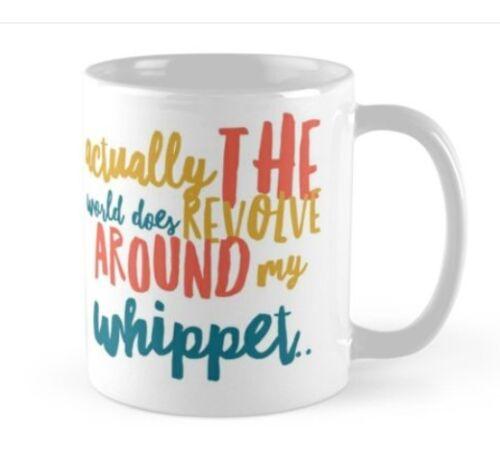 WHIPPET LOVER GIFT IDEA MUG PRESENT