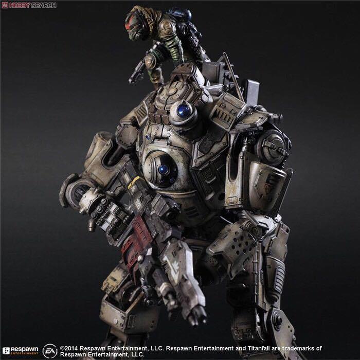tienda de descuento Titan caso caso caso atlas piloto Battle Mech 26cm figura de acción Figura nuevo con caja  preferente