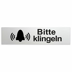 "Türschild 160 x 40 mm /""Ausgang/"" • Aufkleber Folie Schild Tür klingeln Stufe"
