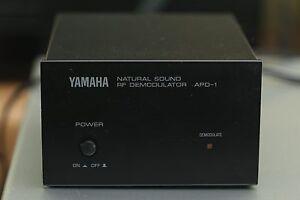 Yamaha-APD-1-RF-Demodulator-LD-AC3-to-Dolby-Digital