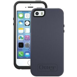 pretty nice 23418 5485b Details about OtterBox Symmetry Series Case for iPhone SE/5s/5 - Denim