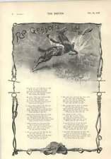 1896 Mr Cw Hamilton Iping Harriers Australian Steeplechasing Rio Grande