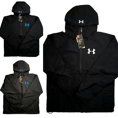 Under Armour Storm Hybrid Waterproof Jacket Hooded Scent Control Camo S M L XL