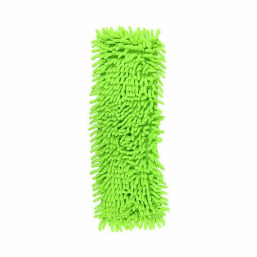 Microfibre Mop Extendable Floor Brush Telescopic Duster Cleaning Sweeping Head