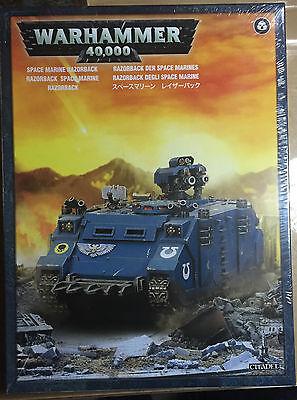 Citadel Games Workshop 48-21 Warhammer 40000 - Space Marine Razorback