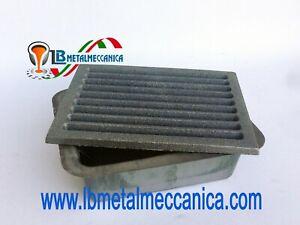 Cassetto Raccogli Cenere Camino 24x19 cm  LB-BOX1