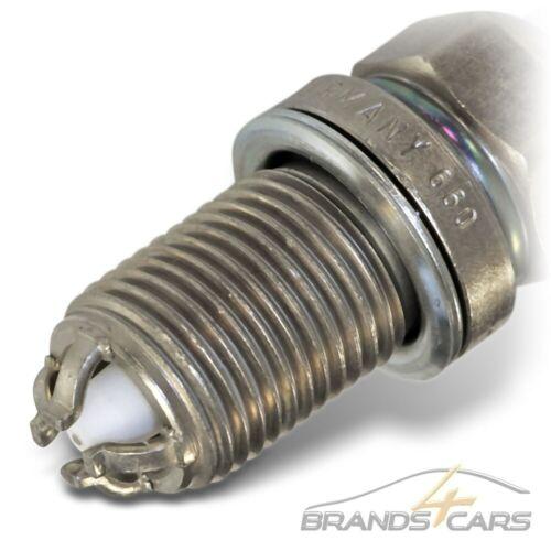 4 para bmw 5-er e34 e39 520 523 525 528 530 m50 m52 6x Bosch bujía Platinum