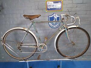 Vintage 1950's Lightweight Automoto Randonneur Bike Simplex Singer Herse Era