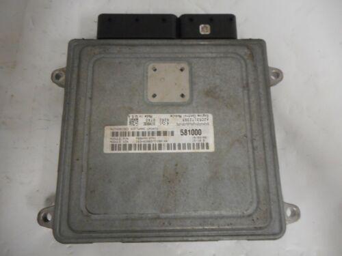 2007 DODGE CALIBER 2.0L ECU ECM 68000107