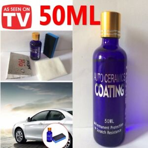 50ml new 9h mr fix super ceramic car coating ebay. Black Bedroom Furniture Sets. Home Design Ideas