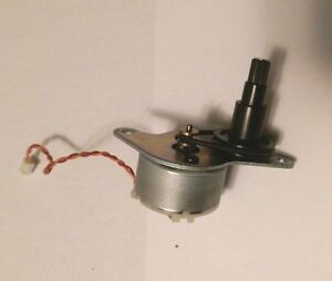 Brush Assembly with Belt and without Motor Neato BotVac used original parts