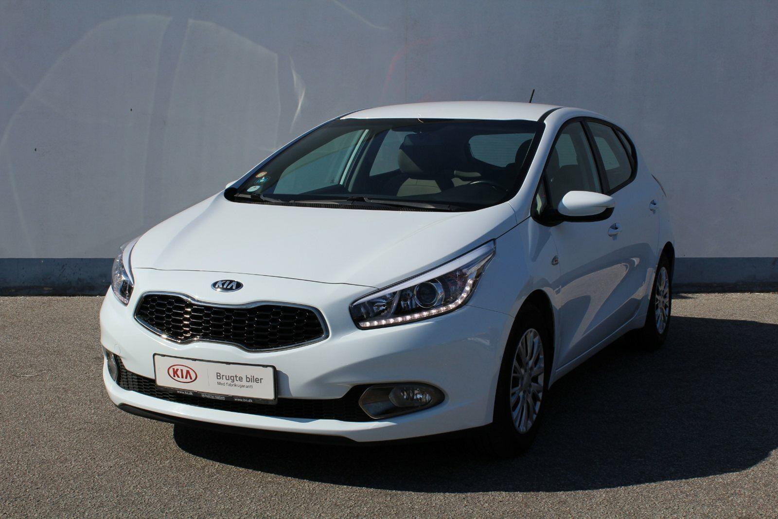 Kia Ceed 1,4 CVVT Limited
