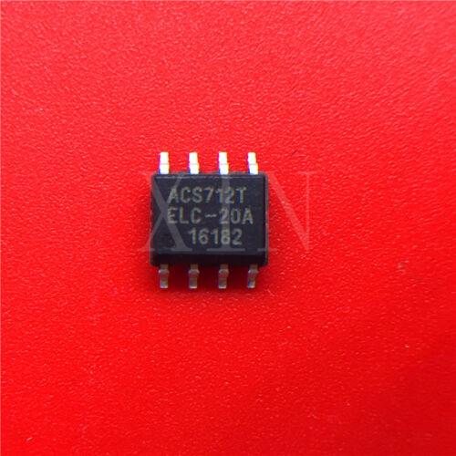 5pcs ACS712TELC-20A ACS712ELCTR-20A-T ACS712ELCTR-20A IC ALLEGRO SOP-8