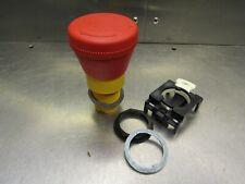 Eaton E22lta2 40mm Trigger Action E Stop Missing Contact Blocks