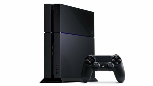 Sony Playstation 4 Console - PS4 500GB Jet Black  ( Original Packaging )