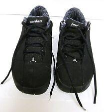 AIR JORDAN TE2 Y3 BLACK Athletic Sneakers- 310011-137 - SIZE 8 US - 7 UK-EUR 41