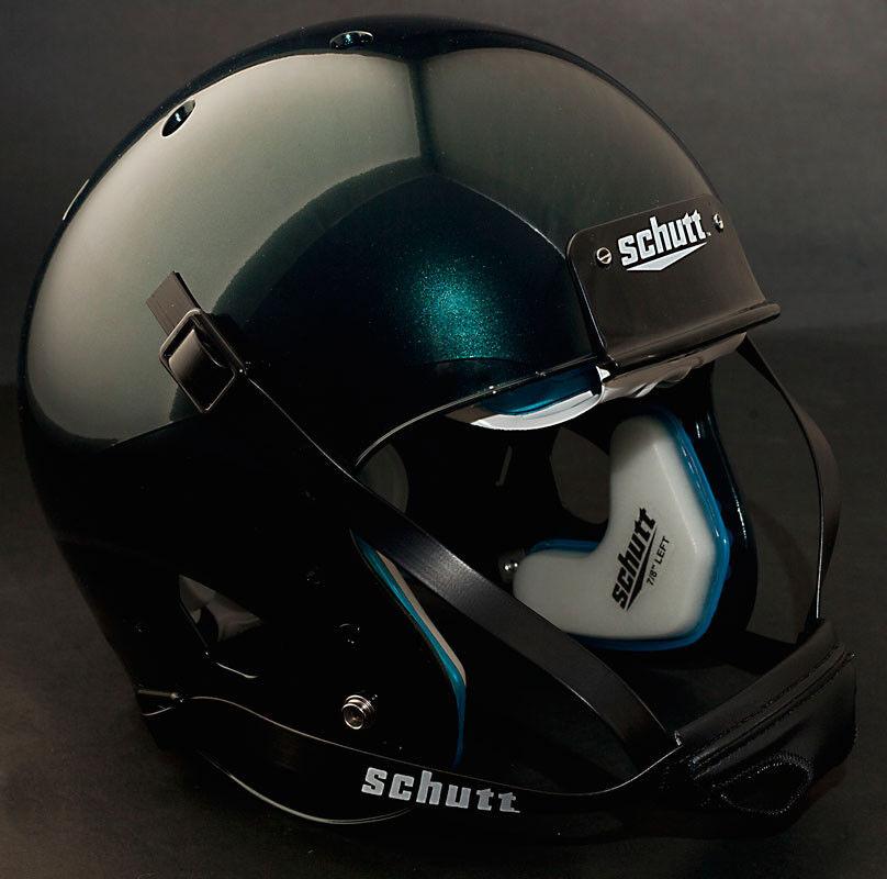 PHILADELPHIA EAGLES style Schutt AiR XP Football Helmet (color  EAGLES GREEN)