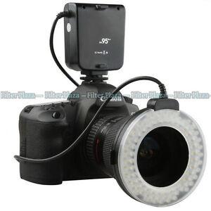 Aputure AHL-HC100 CRI95+ LED Macro Ring Flash Light For Nikon D7200 D810 D5600