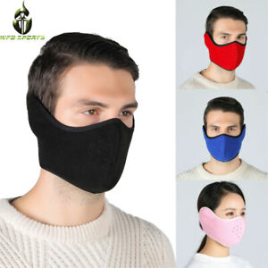 Winter-Half-Face-Cover-Skiing-Snowboard-Motorcycle-Bike-Windproof-Warmer-Thermal