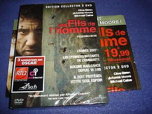 DVD-Les-FILS-de-L-039-HOMME-Edition-Collector-2-DVD