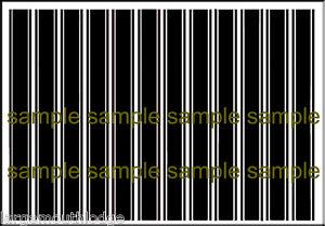 1:64 SCALE HOT WHEELS RACING NUMBERS BLACK WATERSLIDE DECALS