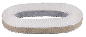 50 Mt Cintino Corda In Cotone Per Persiane Tapparelle Avvolgibile Bianco La Qualité D'Abord