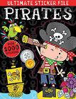 Ultimate Sticker File Pirates by Thomas Nelson, Make Believe Ideas (Paperback / softback, 2015)