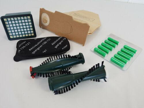 sc131 avec filtre vk131 Économies 6 sacs pour aspirateur adapté Vorwerk Kobold vk130