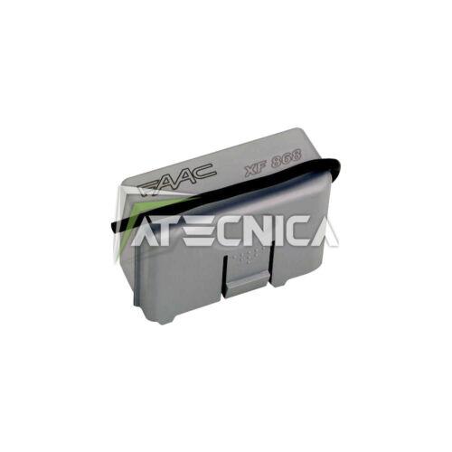 Ricevente radio ricevitore originale FAAC XF 868 Mhz innesto 3 pin 319007