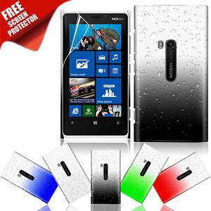 3D-Gouttes-Housse-de-Protection-Affichage-Film-pour-Smartphone-nokia-Lumia-920
