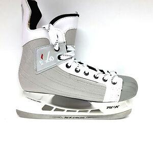 Schlittschuh-tx-10-Tuuk-Eishockey-mit-Tuuk-Lightspeed-Gr-47-Paar