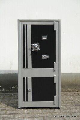 Antiker Nostalgischer Safe Tresor Geldschrank 145kg 2 SchlÜssel System 10