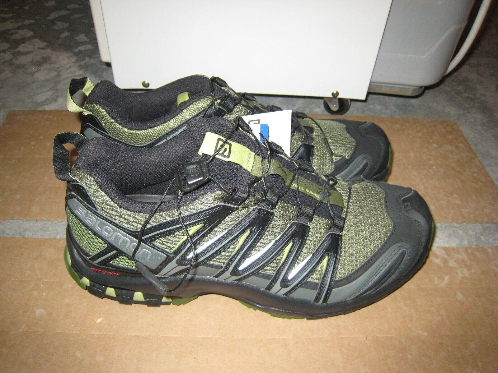 genießen Sie Ihren Einkauf Schuhe 3D Pro XA Herren Größe 9 D