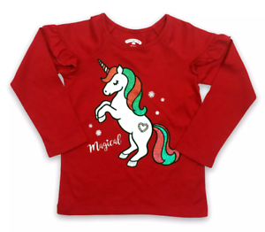 Toddler Girls Magical Unicorn Tank Top AVAILABLE IN SIZE: 2T 4T 5T 3T