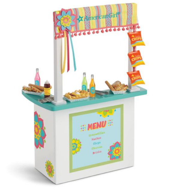 """American Girl Truly Me Snack Stand for 18"""" Dolls for sale online"""