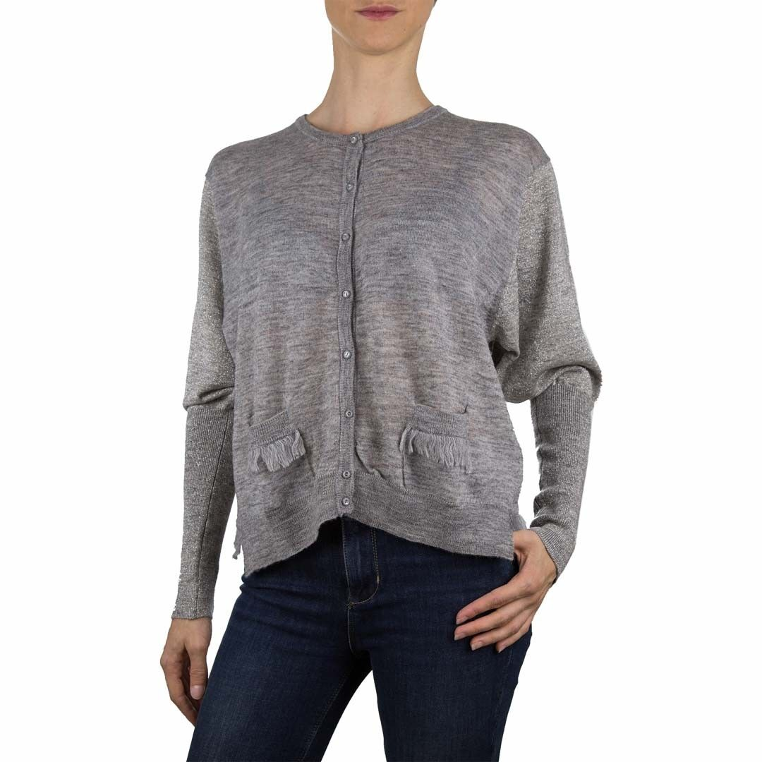 LiuJo mode Jersey voituredigan Femme Col divers tag variées -53 % OCCASION