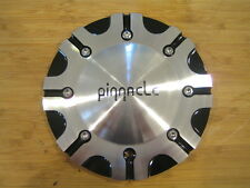 Pinnacle P62 Via Black Machine Metal Center Cap P001-AL-173LV 6 3//4