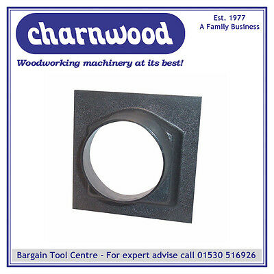 CHARNWOOD 160DH DUST COLLECTION HOOD, 160mm x 160mm