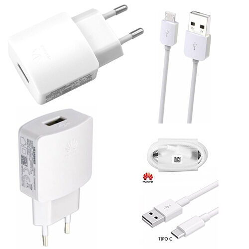 Combo chargeur Samsung Fast Charge EU 2 Broches cable 1m