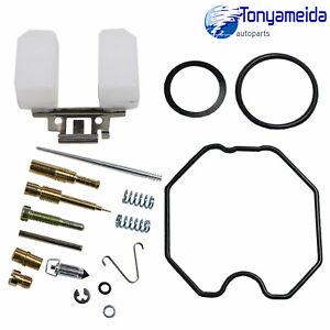 Carb-For-Honda-ATC-Big-Red-CB-CRF-FourTrax-NX-TRX-Carburetor-Repair-Rebuild-Kit