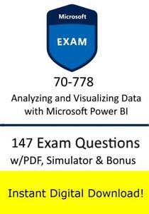 Microsoft-70-778-Analyzing-and-Visualizing-Data-with-Microsoft-Power-BI-147-Q