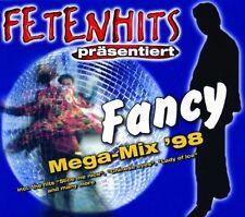 Fancy Mega-mix '98 [Maxi-CD]